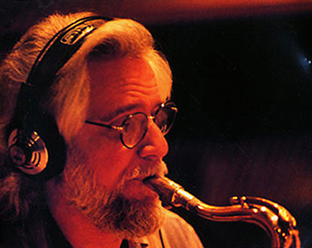 George Young at the Napa Valley Jazz Society